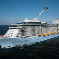 First look: Inside Royal Caribbean's new Quantum of the Seas