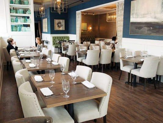 The dining room in Novo