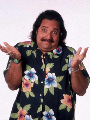 Ron Jeremy had been booked for an August show in Appleton.