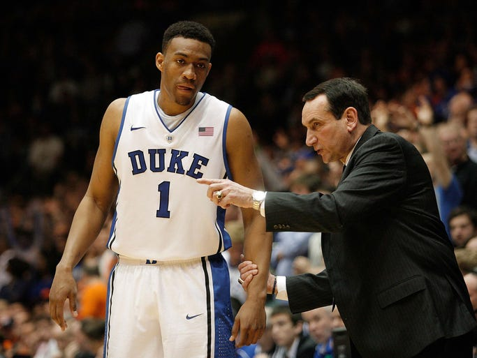 Ranking the top 10 players in college basketball Jabari Parker Shooting