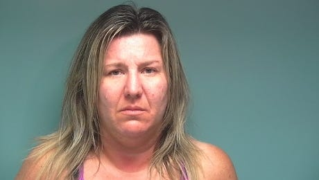 Alece Williams, 40, of Salem, was arrested on theft and identity theft charges for allegedly stealing from the Salem-Keizer School District.