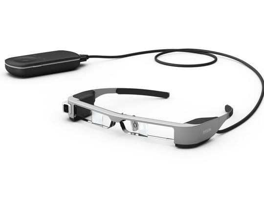 Epson's third iteration of its self-powered augmented