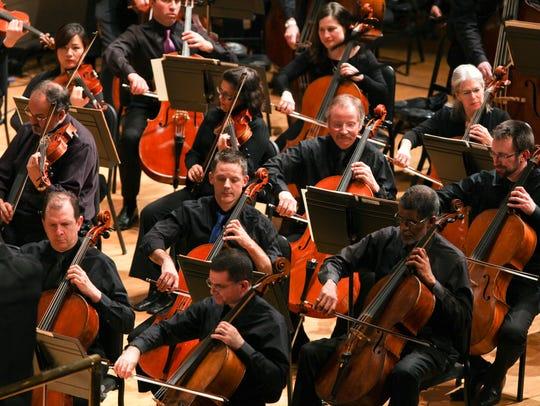 Cincinnati Symphony Orchestra.