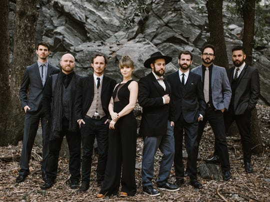 Dustbowl Revival headlines a show Wednesday at Higher Ground.