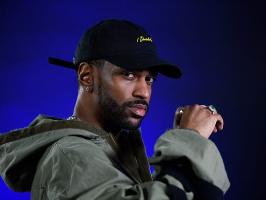 "Big Sean's chart-topping ""Bounce Back"" is perfect for"