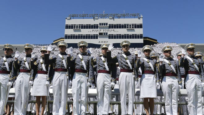 The application period for entry into the U.S. Military Academy, U.S. Naval Academy, U.S. Air Force Academy and U.S. Merchant Marine Academy closes on Sept. 9.