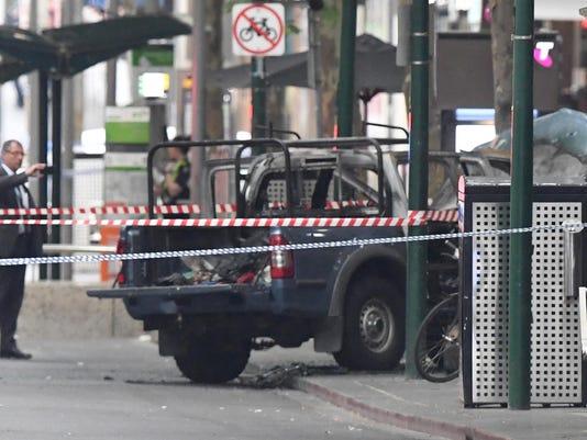 Australia Melbourne Shooting