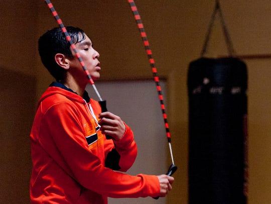 Ramirez was encouraged by Alatorre to try other sports