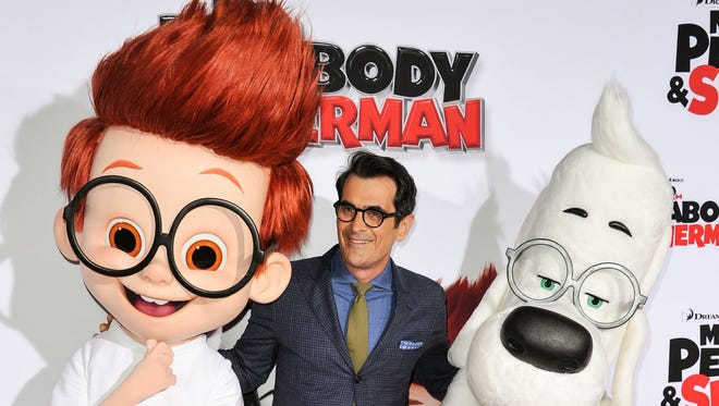 """La película animada """"Mr. Peabody & Sherman""""  sigue triunfando en taquilla."""