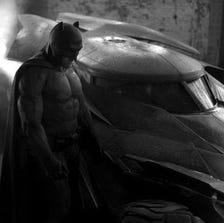 "Filming for the Warner Bros. movie ""Batman v. Superman: Dawn of Justice"" recently began in Detroit."