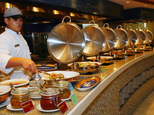 Taste restaurant at the Westin Resort Guam offers diners