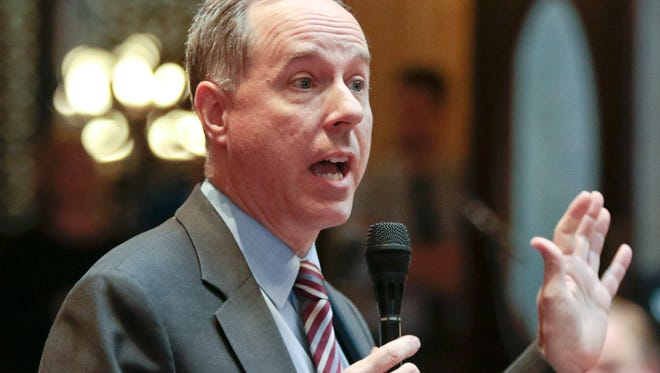 Wisconsin Assembly Speaker Robin Vos, R-Rochester.
