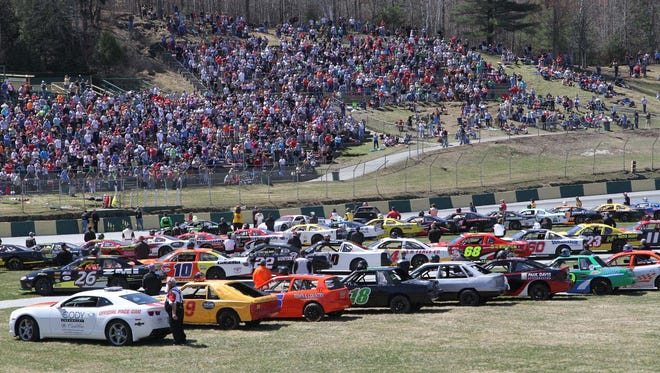 The 55th season at Barre's Thunder Road is set to kick off this weekend with the annual Merchants Bank 150.