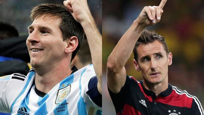 Argentina will face Germany in the final.