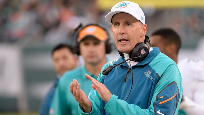 Joe Philbin has kept the Dolphins in playoff contention.