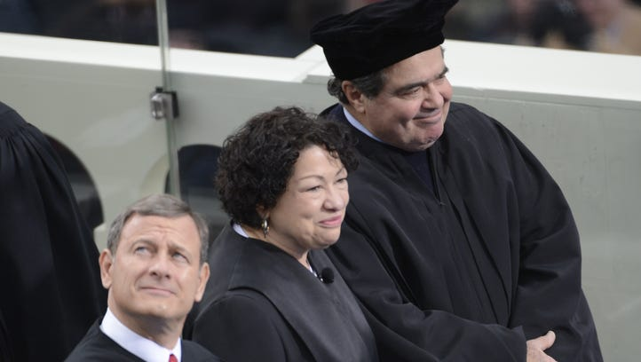 Chief Justice John Roberts may be the boss, but Justices