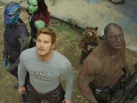'Guardians of the Galaxy Vol. 2.' is out on DVD on