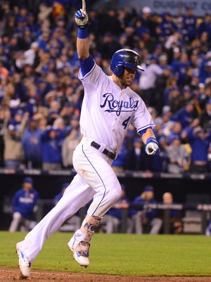 Alex Gordon is expected to decline his $14 million player option.