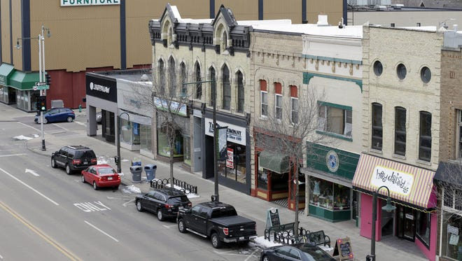 Four small shops or businesses aim to open in downtown Appleton by Octoberfest.
