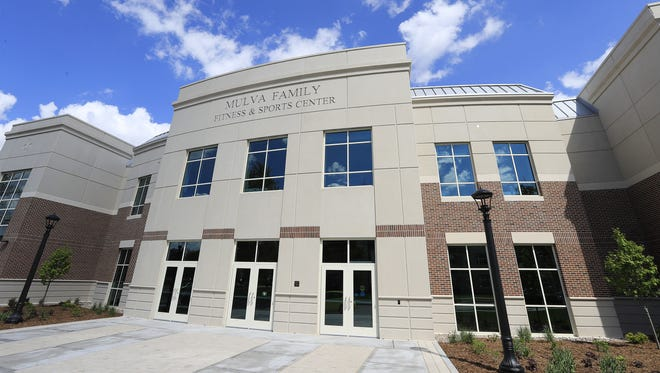 The Mulva Family Fitness and Sports Center has undergone a $26 million renovation and expansion which includes a new swimming pool and fitness center.