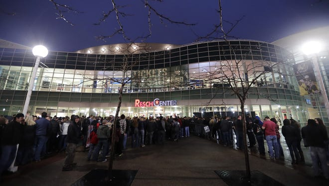 From Elton John to Eric Church and Shania Twain to Cher, the Resch Center has welcomed a host of marquee names in its first 15 years.