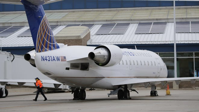 The flight attendants for Air Wisconsin voted Thursday to go on strike.