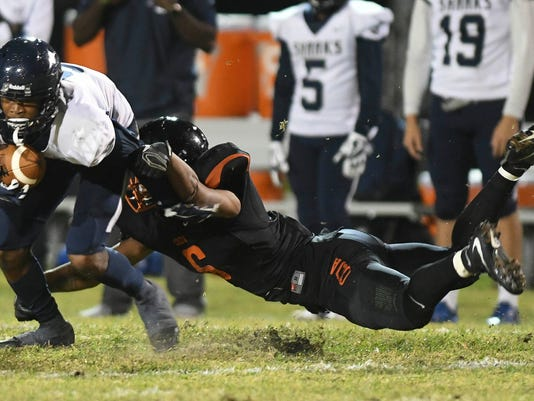 High School Football: University at Cocoa