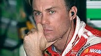Kevin Harvick ended up wining Sunday's NASCAR Cup go at