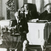 How Roosevelt crafted his 'Day of Infamy' speech
