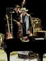 Bob Dylan in concert in Nottingham, England, last month.