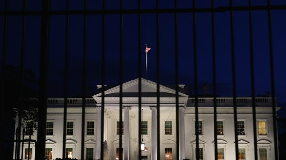 White House (Mark Wilson, Getty Images)