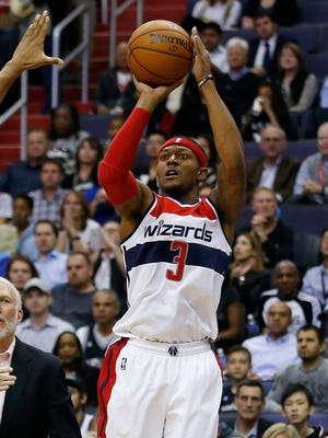 Bradley Beal scored a game-high 25 points, including the game-winning 3-pointer.