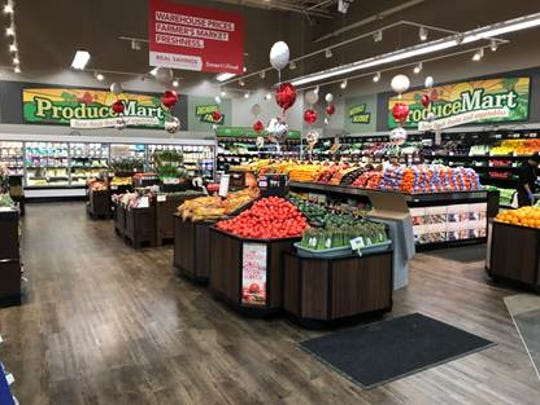 The Moorpark Smart & Final Extra! store underwent a