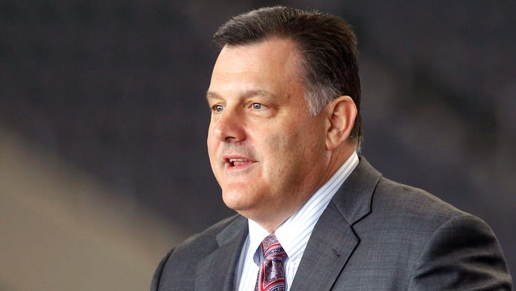 USA Gymnastics board takes up Steve Penny's future