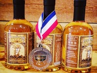 Brimming Horn Meadery wins silver at international competition