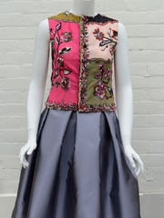 A 1960's Puccini top from the Cameron Silver collection