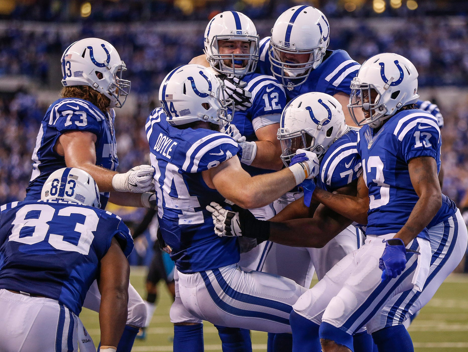Enjoy an Insider experience at the Colts Corporate Luncheon Series Nov. 7. Enter 10/16-10/29
