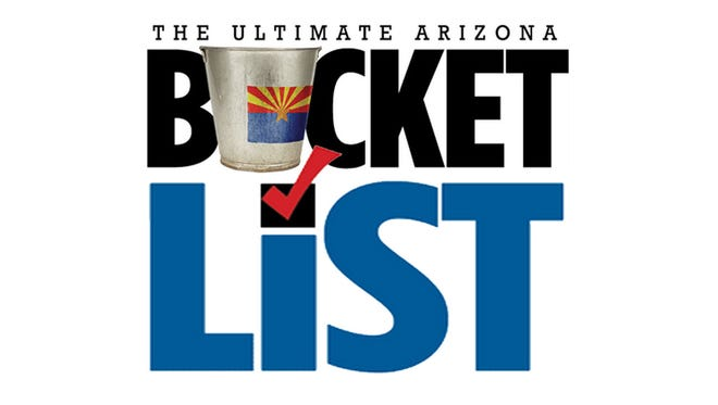 Ultimate Arizona bucket list.