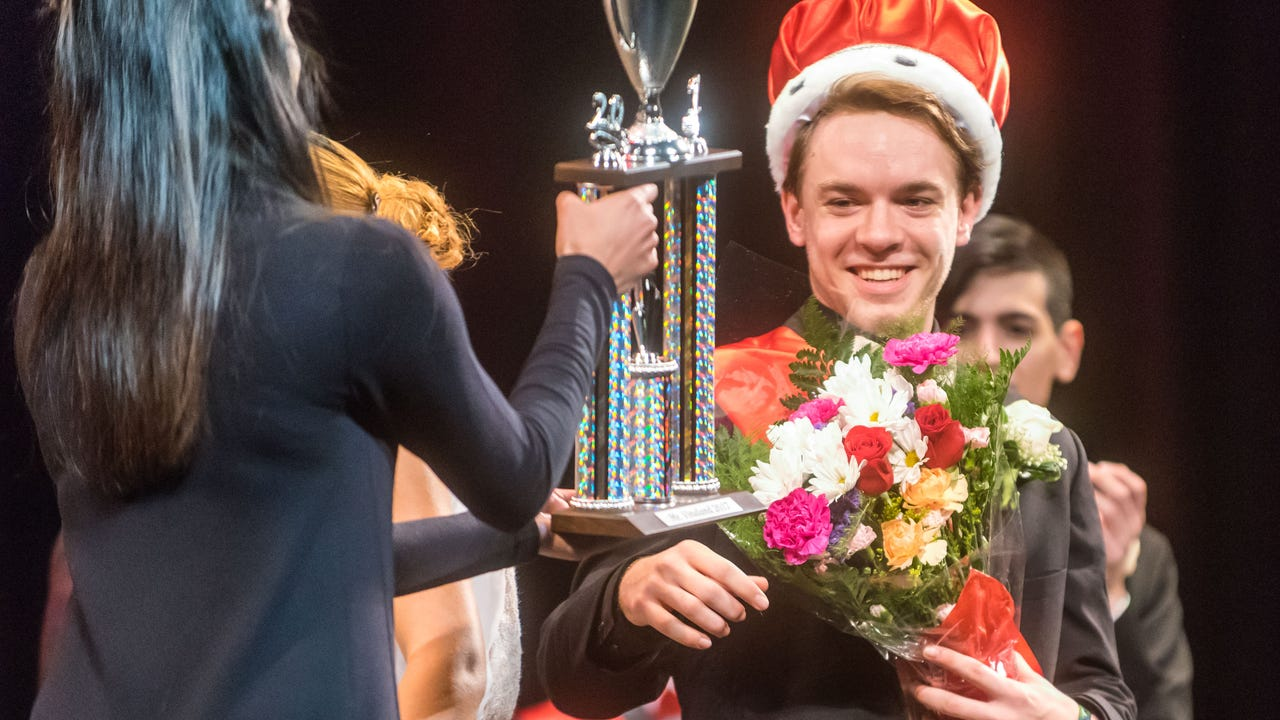 Thomas Burgess was named Mr. Vineland 2017, here are the highlights from the 24th Annual contest.