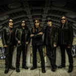 Ring in the new year with Queensrÿche playing at 9:30 p.m. Dec. 31 in the Celebrity Showroom at the Nugget Casino Resort.