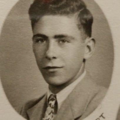 Norman Stewart, killed in action during World War II,