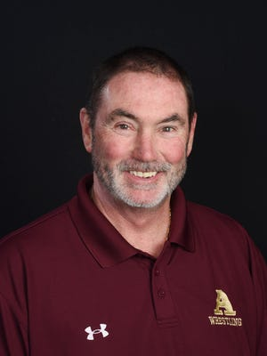 Fred Perry, Coach, Arlington Wrestling