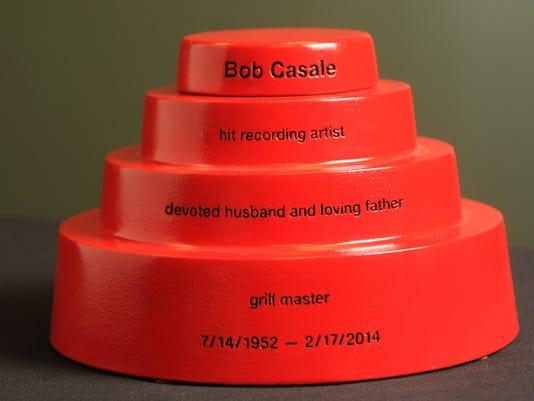 Custom urns made by 3-D printer