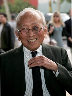 Tyrus Wong, a Chinese-American artist whose paintings inspired and defined the look of Disney's classic animated movie Bambi, has died at age 106.