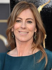 "Kathryn Bigelow (""The Hurt Locker,"" ""Zero Dark Thirty"")"