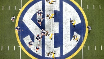 The SEC's television contract with worth $3 billion. The SEC head football coaches earn an average of $4 million per year. Yes, the SEC is big business.