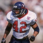 Former Virginia linebacker James Farrior nabbed the No. 32 spot on The Times' list of all-time greatest players in the history of the Independence Bowl.