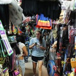 Phil Sass has owned and operated his magic and costume shop for the last three decades. Its location on West Tennessee Street draws a regular crowd of 18-24-year-old, mostly college students.