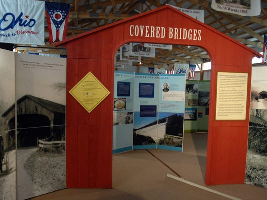 Smithsonian Exhibit at Preble County Historical Society