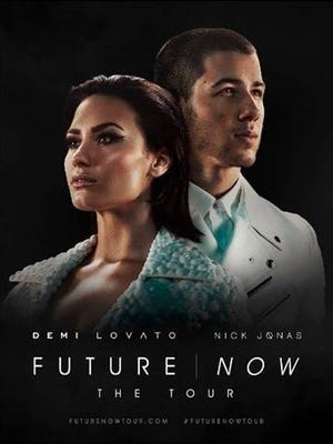 Demi Lovato and Nick Jonas will join forces on the Future Now Tour